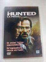 Dvd **THE HUNTED ♦ LA PREDA** con Tommy Lee Jones Benicio del Toro nuovo 2002