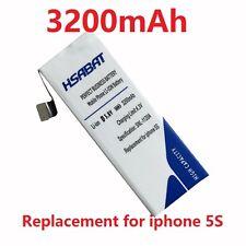 3001mAh-3200mAh Replacement Mobile Phone Battery For Apple Iphone 5S 5 s 5c