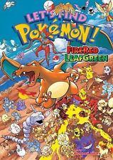 Let's Find Pokémon! Fire Red Leaf Green by Aihara, Kazunori