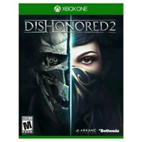 BRAND NEW SEALED! Xbox One DisHonored2 XB1 Game