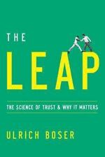 The Leap by Ulrich Boser (2014, Hardcover)