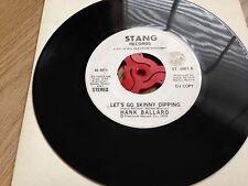 "Hank Ballard Let's Go Skinny Trempette US PROMO DEMO 7"" Northern Soul Funk r&b"