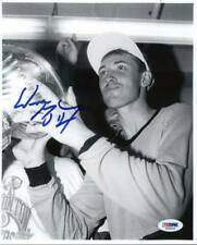 Oilers Wayne Gretzky Signed Authentic 8X10 Photo Autographed PSA/DNA #T08054