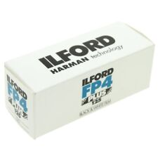 Films Ilford Fp4 120 125 ISO utilisable Jusqu'à avril 2018