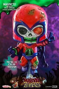 Marvel Zombies - Magneto Metallic Cosbaby
