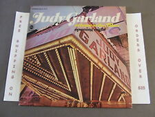 JUDY GARLAND HOME AT THE PALACE OPENING NIGHT LP PALACE NEW YORK 1967 ABCS-620