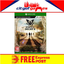 State of Decay 2 Xbox One Game New & Sealed Free Express Post In Stock