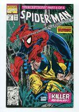Marvel - Spider-Man #12 - July 1991 - Todd McFarlane/Wolverine app - Vf+/Nm-