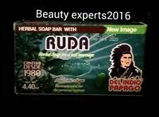 JABON DE RUDA Para Atraer La Suerte-rude Soap GOOD LUCK BAR 4.4 Oz indio papago!