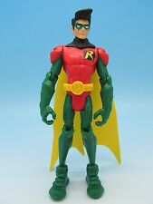 DC Batman Unlimited Gotham City Bane Battle Robin DC Comics Loose