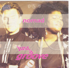New listing Nomad - Just A Groove - Vinyl Record 7.. - c7294c