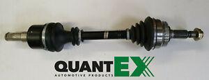 Driveshaft SAAB 900 93-98 DS27023 SA115AL SA116AL LEFT SIDE QUANTEX