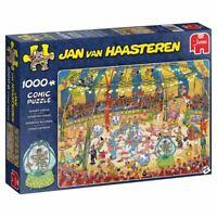 Jan van Haasteren Acrobat Circus Jigsaw Puzzle (1000 Pieces)