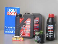 Sistema de mantenimiento DERBI RAMBLA 300 Filtro aceite bujía Inspección