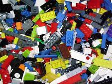 Lego 1/2kg Kilo 500 grame of Bricks Slopes Wheels Parts Pieces + Free Min-fig