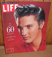#8149 LIFE Magazine Elvis 60th Birthday Collector's Edition