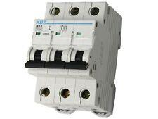 XBS Leitungsschutzschalter B 16A 3p Sicherungsautomat  B16A Sicherung