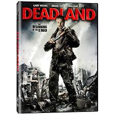 Deadland  (DVD) 2010  Gary Weeks, Brian Tee  NEW