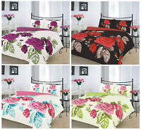 Luxury Floral Isabella Duvet Cover Set Bedding Set Quilt Cover with Pillowcases