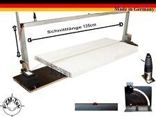 Styropor Schneidegerät 135cm XL Thermosäge Styroporschneider Cutter WDVS H10303