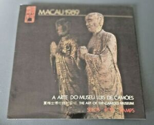 Macau 1989 Art of the Camoes Museum Pack Complete Mint Never Hinged