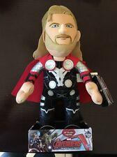 Bleacher Creatures Marvel's Avenger's 2 Age of Ultron Thor 10' Plush Figure New