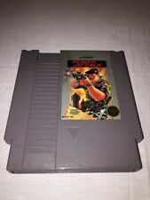 Rush'n Attack Nintendo NES Cartridge ONLY! Cleaned TESTED & Works GUARANTEED!