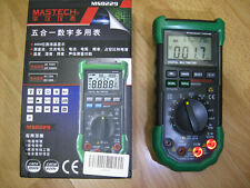 Mastech MS8228 Five-in-one Digital Multimeter (Boxed) (Mint)