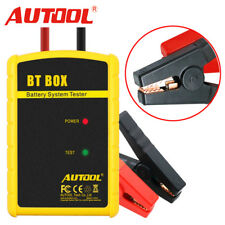 Autool BT-BOX 12V Car Battery System Charging Testers Analyzer For IOS Android