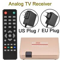 RF to HDMI converter Analog TV Receiver HD Video Converter Box for HDTV DVD