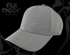 NEW Chevrolet Chevy Side Relective Logo Mens Vintage Cap Hat