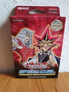 YuGiOh! Speed Duel Starter Deck Match of the Millennium DEUTSCH 1A Yugi Pegasus