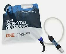 Sawyer Products One-Gallon Gravity Water Filtration System Open Box