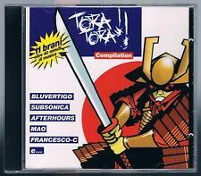 CD TORA! TARA! COMPILATION BLUVERTIGO SUBSONICA AFTERHOURS PROMO TUTTO