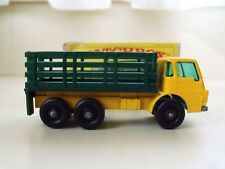 MATCHBOX NO. 4 - DODGE STAKE TRUCK WITH ORIGINAL BOX