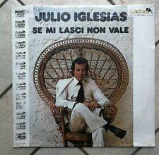 LP– Julio Iglesias – Se Mi Lasci Non Vale - NUOVO SIGILLATO