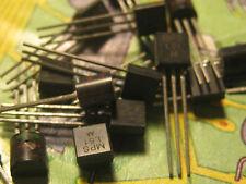 MPSL51 PNP General Purpose Amplifier 100V 200mA  625mW 60MHZ TO92 MOTOROLA 1pcs