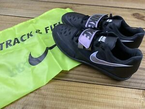 NEW Nike Zoom SD 4 Track & Field Throw Shoes Sz 12 Shot Put Discus 685135-003