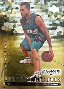 1998-99 Upper Deck Black Diamond #94 Mike Bibby RC NBA