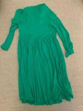In good condition Mphosis Green Long sleeve CARPET Oscar Dress *Free Post