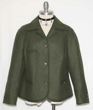 BOILED WOOL GREEN German Hunting Sport Riding Winter Dress Suit JACKET ~ 44 14 L