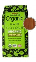 Radico Colour Me Organic Hair Color - Strawberry Blonde