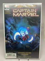 MARVEL COMICS 2019 CAPTAIN MARVEL #6! 2ND PRINTING VARIANT! WAR OF THE REALMS