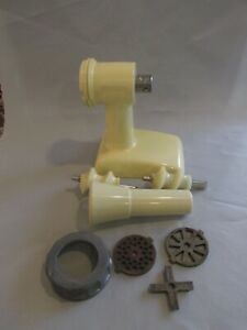 Oster Regency Kitchen Center 954-16A Food Meat Grinder Head Attachment Accessory
