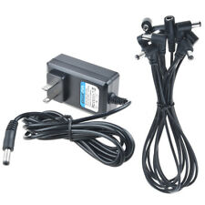 PwrON 9V AC Adapter for Zoom Guitar Pedals RT-223 RT-323 SB-246 ST-224 Supply