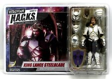 Vitruvian H.A.C.K.S. 200303 King Lance Steelblade of Accord Knight Action Figure