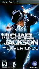 Michael Jackson: The Experience (Sony PSP, 2010) New Billie Jean Bad Beat It