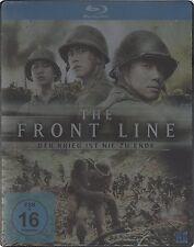 Steelbook THE FRONTE LINEA - DER Guerra è MAI ZU FINE Korea guerra BLU-RAY nuovo