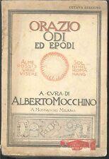 ODI ED EPODI - ORAZIO - LATIN TEXT