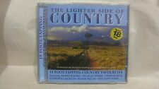The Lighter Side Of Country 18 Foot-Tapping Country Favorites Laser Music cd1879